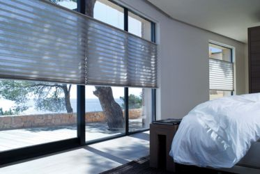 Coulisse Pleated Shades