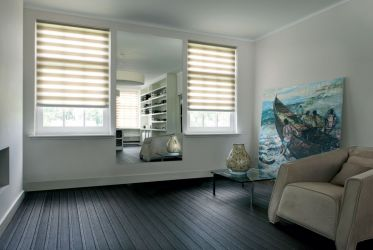 Coulisse Double Roller Shades